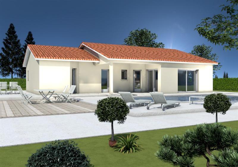 Maison  5 pièces + Terrain 790 m² Replonges par MAISONS ARLOGIS