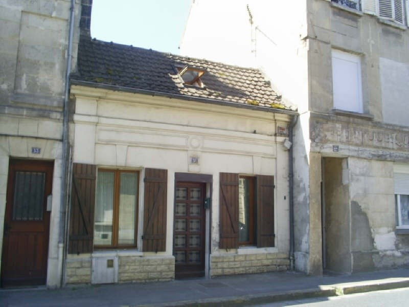 Location maison / villa Villers cotterets 500€ +CH - Photo 1