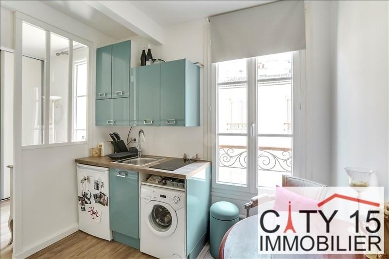 Revenda apartamento Paris 15ème 257000€ - Fotografia 4