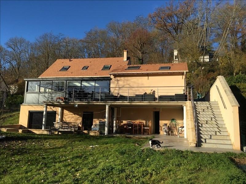 Venta  casa Parmain 450000€ - Fotografía 1