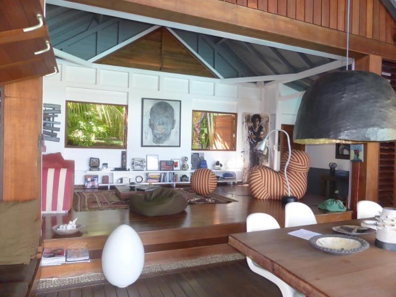 Deluxe sale house / villa Trois ilets 630000€ - Picture 9