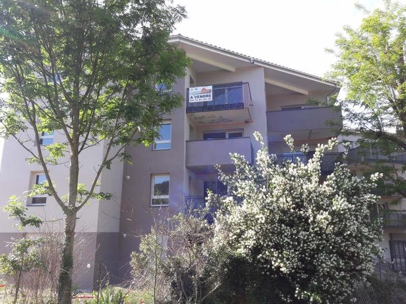 Verkoop  appartement Eyzin pinet 178000€ - Foto 4