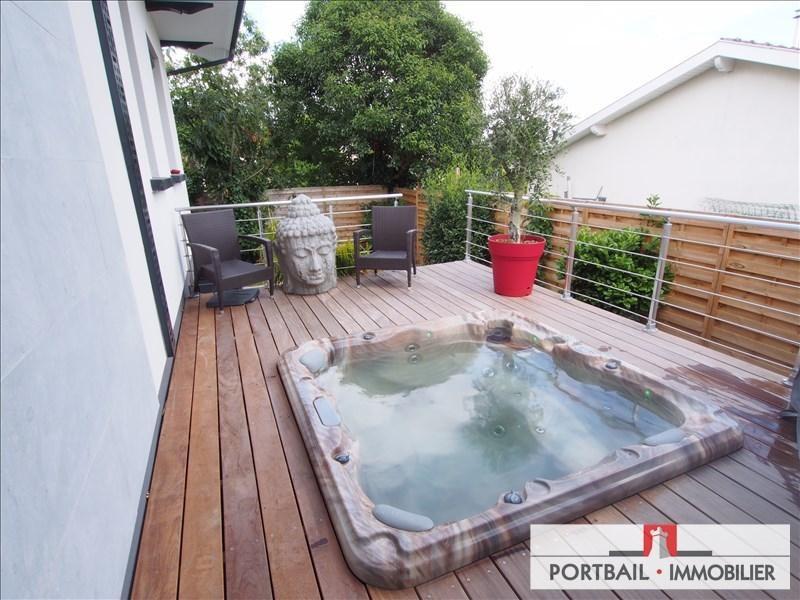 Sale house / villa St loubes 450000€ - Picture 2