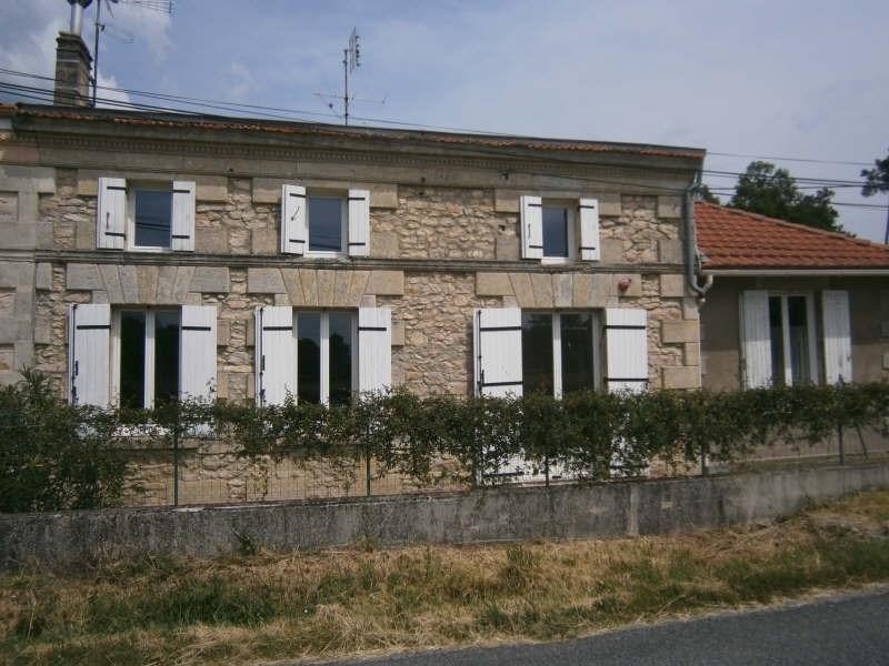 Vente maison / villa Generac 119000€ - Photo 1