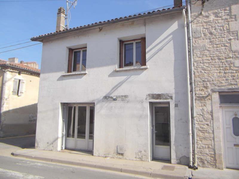 Vente maison / villa Mansle 87000€ - Photo 1