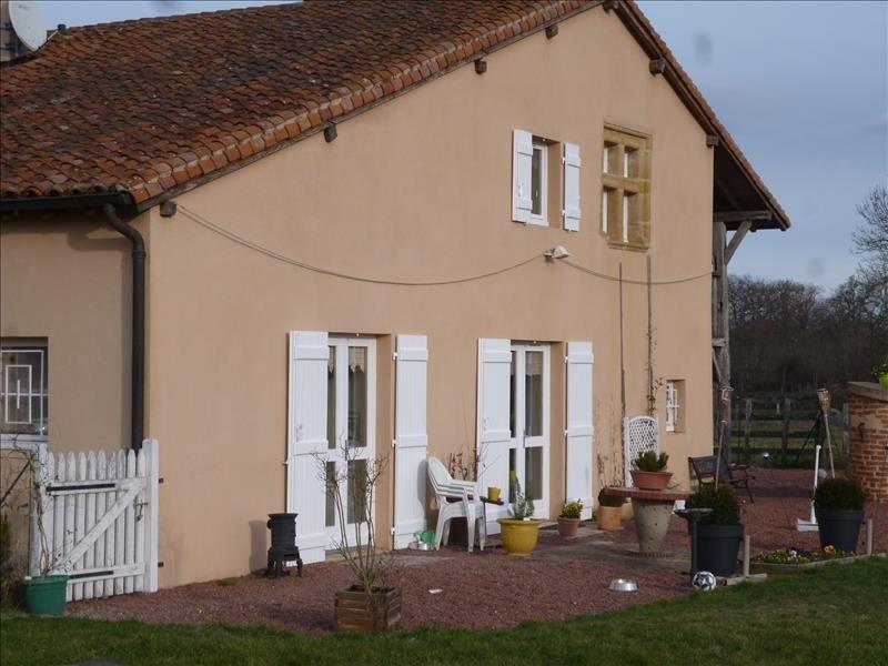 Rental house / villa St forgeux lespinasse 690€ CC - Picture 1