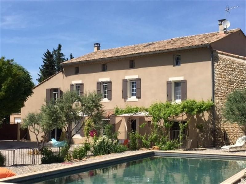 Verkoop van prestige  huis Violes 595000€ - Foto 1