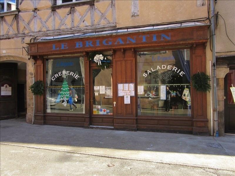 Commercial property sale shop Montbrison 45000€ - Picture 1