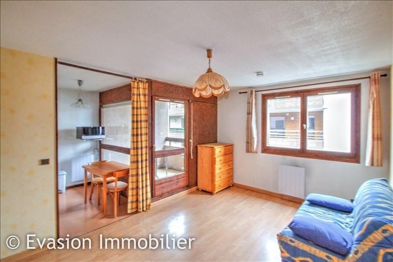 Sale apartment Sallanches 66000€ - Picture 2