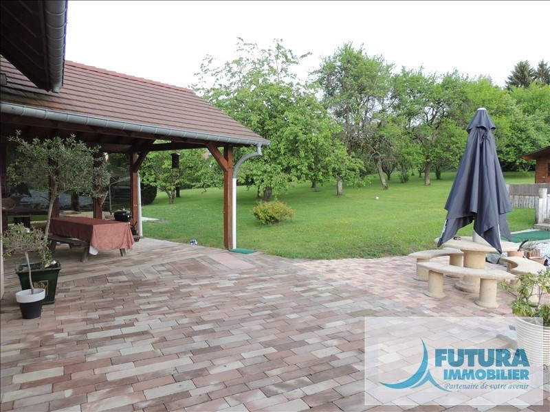 Vente maison / villa Montbronn 339000€ - Photo 2