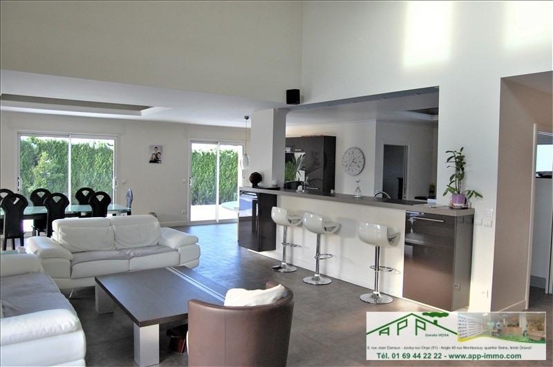 Sale house / villa Fontenay le vicomte 525000€ - Picture 4