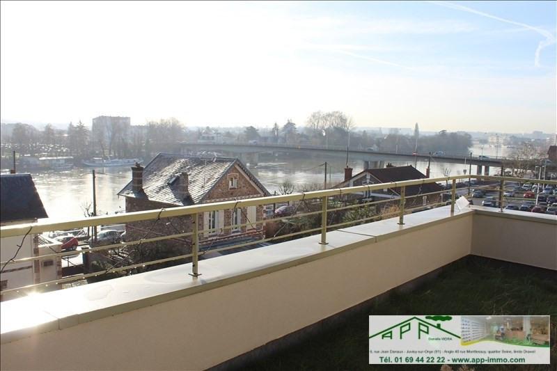 Vente appartement Juvisy 420000€ - Photo 13