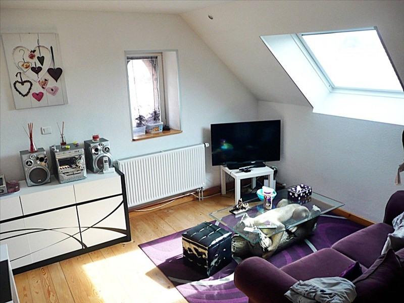 Rental apartment Raon l etape 520€ CC - Picture 1