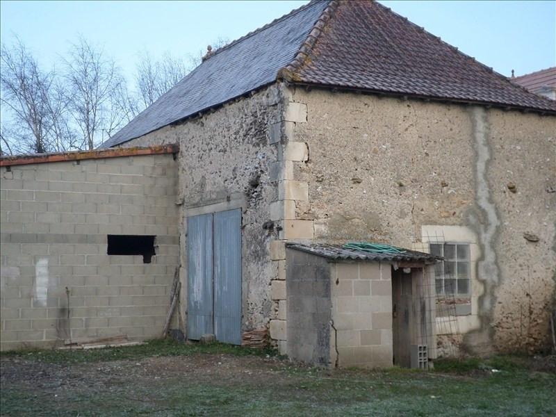 Vente maison / villa Chauvigny 63000€ - Photo 1