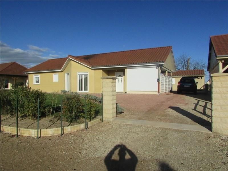 Sale house / villa Paray le monial 210500€ - Picture 5