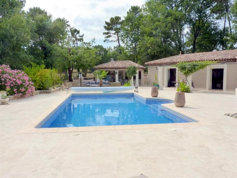 Revenda residencial de prestígio casa Montauroux 949000€ - Fotografia 9