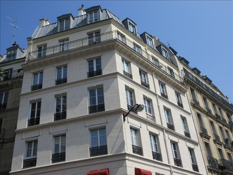 Sale apartment Paris 10ème 330 000€ - Picture 3