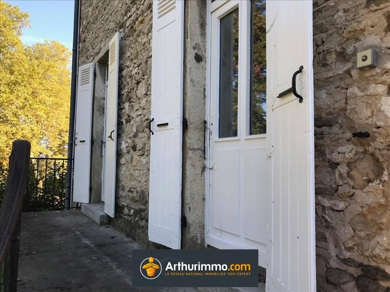 Rental house / villa Passins 700€ CC - Picture 6