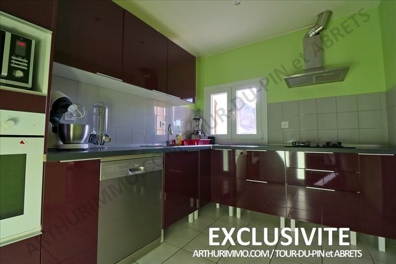 Vente maison / villa Bourgoin jallieu 168500€ - Photo 3
