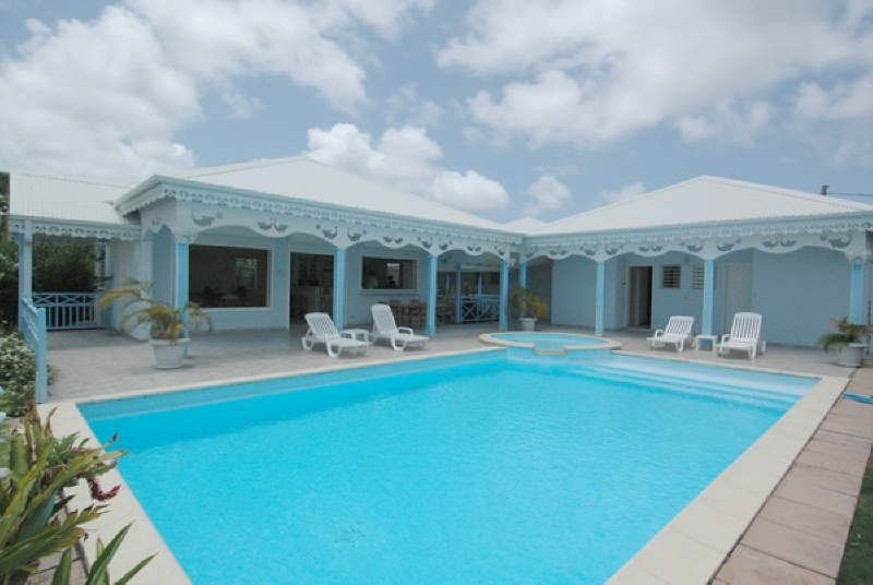 Deluxe sale house / villa St francois 615000€ - Picture 1