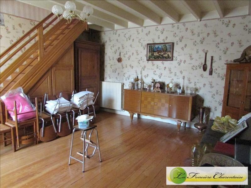 Vente maison / villa Aigre 89000€ - Photo 3