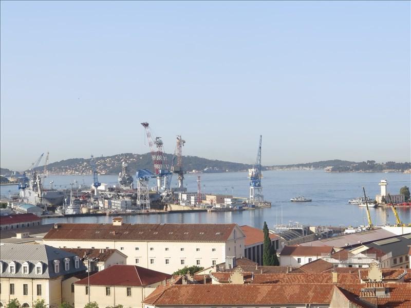Vente appartement Toulon 108000€ - Photo 1