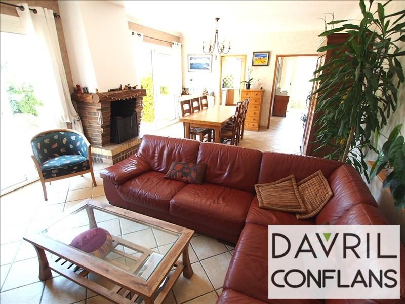 Vente maison / villa Conflans ste honorine 499500€ - Photo 6