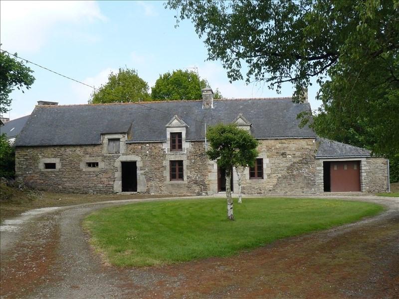 Vente maison / villa Pleugriffet 137800€ - Photo 1