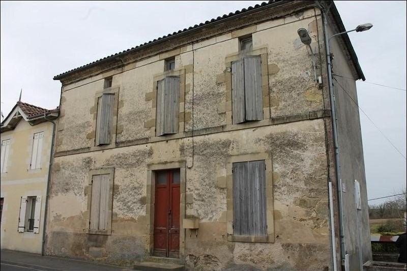 Sale house / villa Langon 83000€ - Picture 1