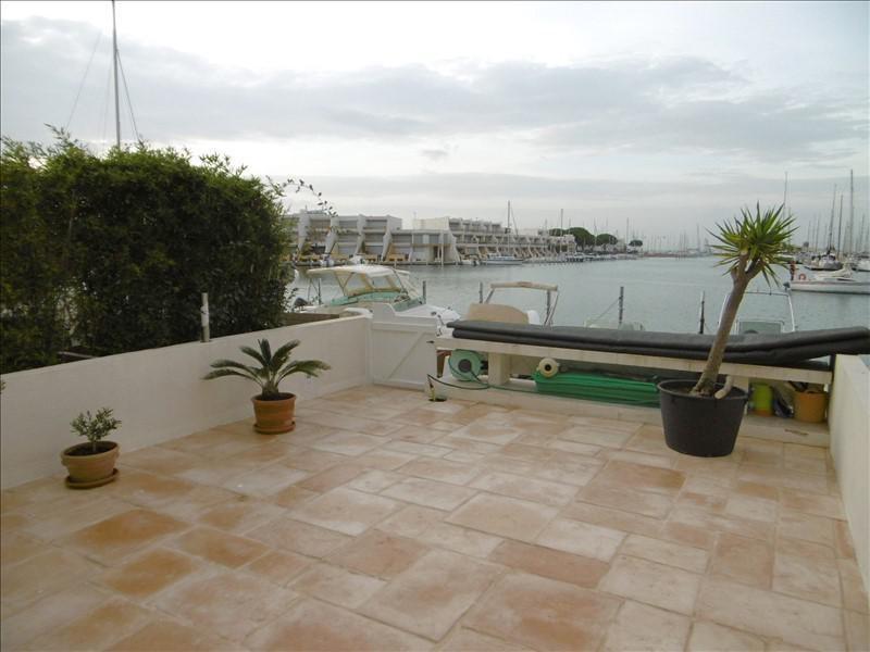 Vente maison / villa Port camargue 465000€ - Photo 10