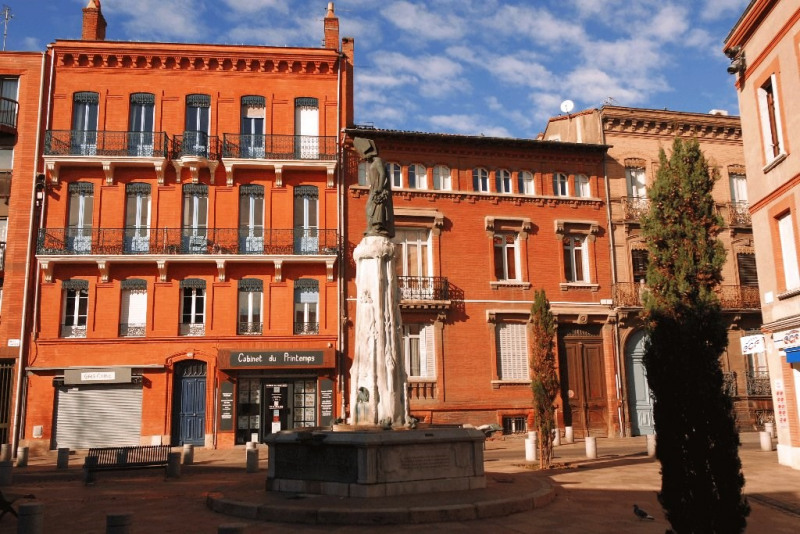 Location appartement Toulouse 1180€ CC - Photo 1