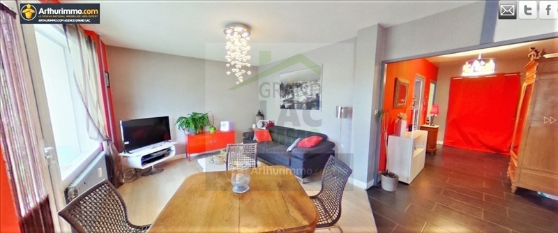 Vente appartement Chambery 145 000€ - Photo 1