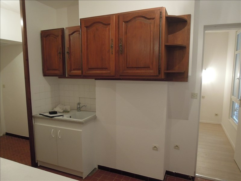 Rental apartment Crepy en valois 500€ CC - Picture 1