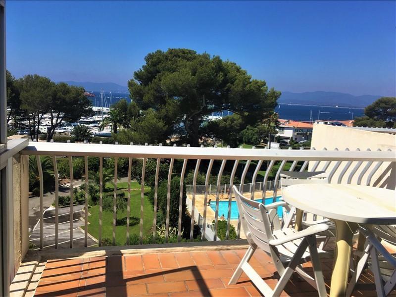 Vacation rental apartment St raphael 525€ - Picture 4