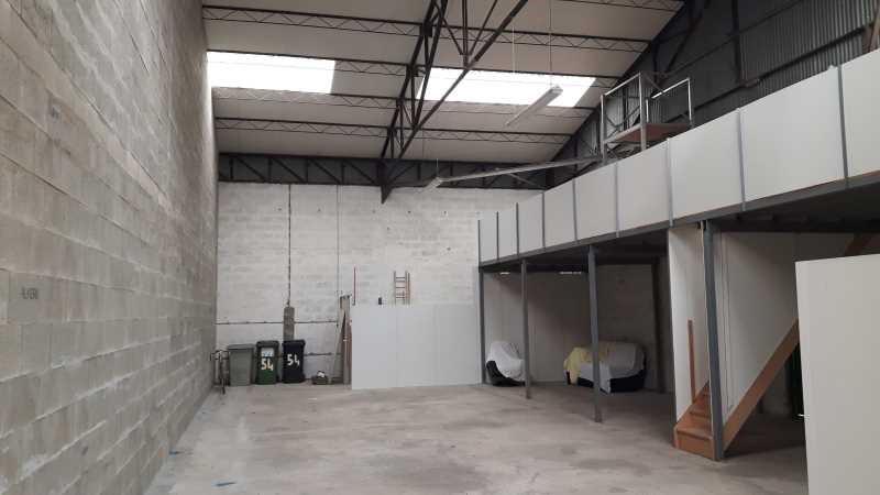 Location Local d'activités / Entrepôt Parempuyre 0