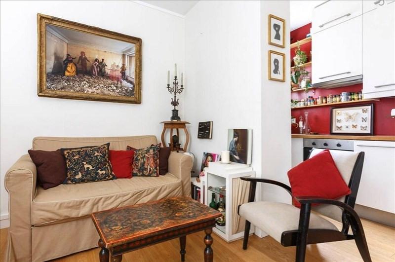 Rental apartment Paris 18ème 1100€ CC - Picture 3