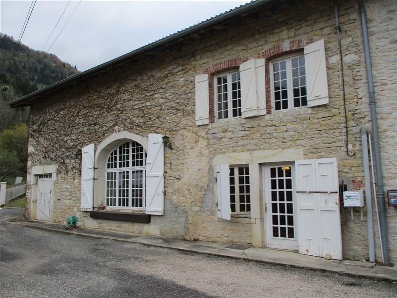 Vente maison / villa Matafelon granges 189000€ - Photo 1