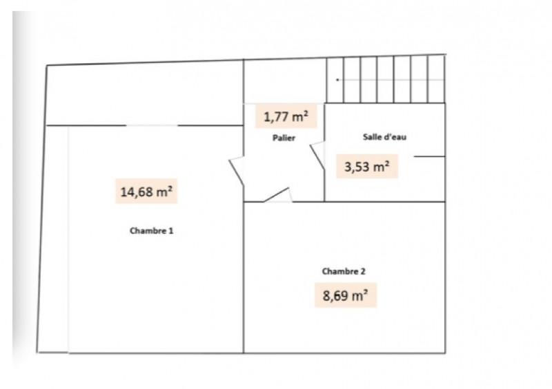 Rental apartment Givors 515€ CC - Picture 2