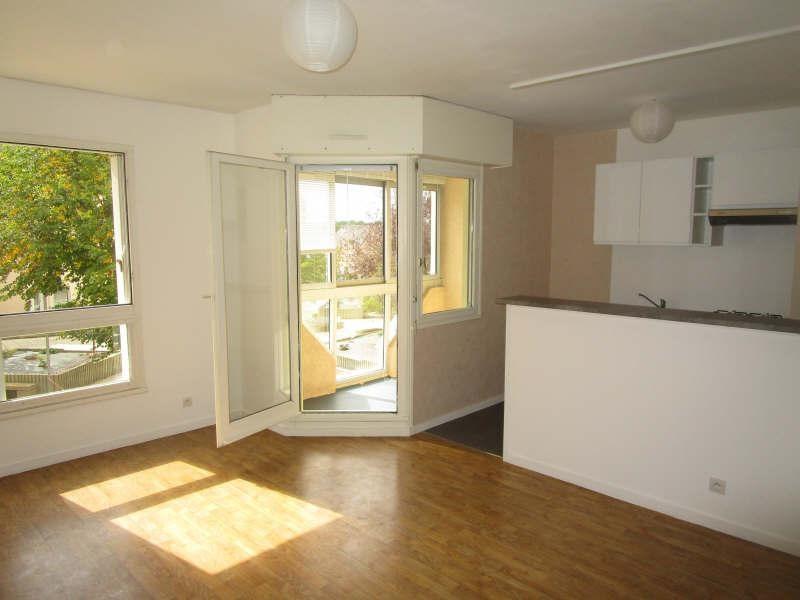 Sale apartment Vannes 110000€ - Picture 1
