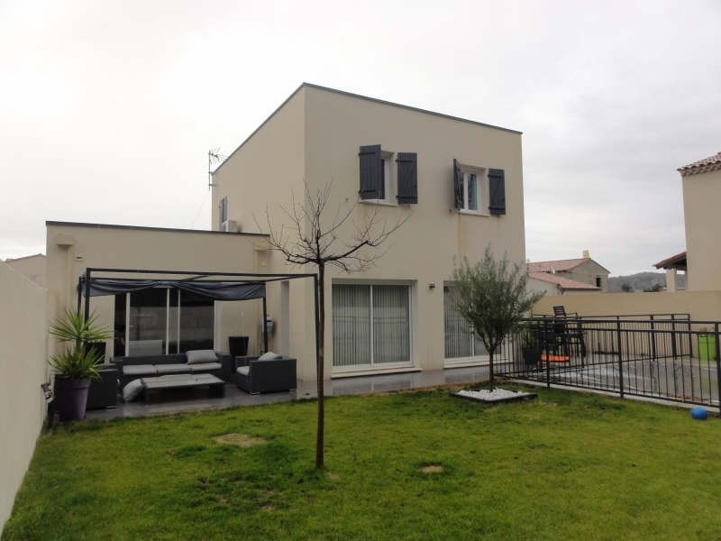 Vente maison / villa Rochefort du gard 449 000€ - Photo 6