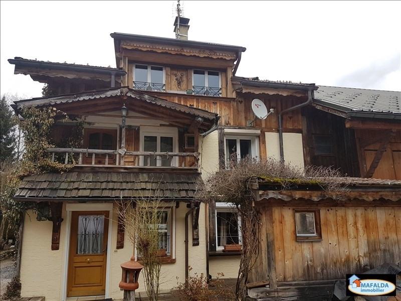 Vente maison / villa Mont saxonnex 250000€ - Photo 2