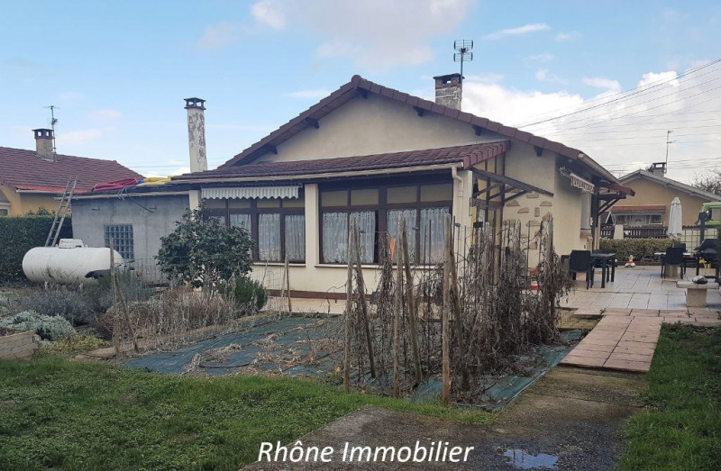 Vente maison / villa Meyzieu 277 000€ - Photo 3