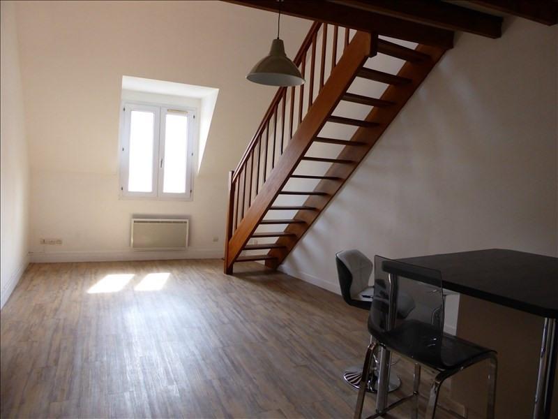 Rental apartment Auxerre 420€ CC - Picture 2