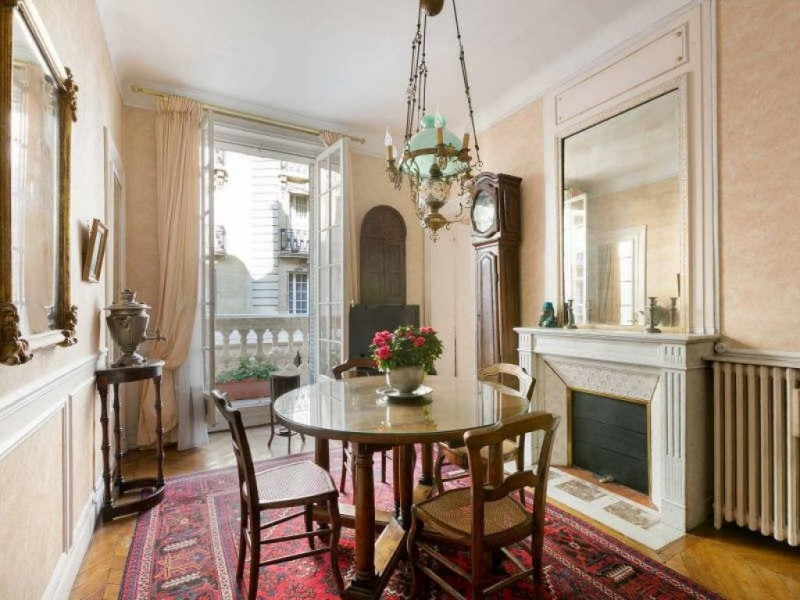 Verkoop van prestige  appartement Paris 16ème 1550000€ - Foto 4