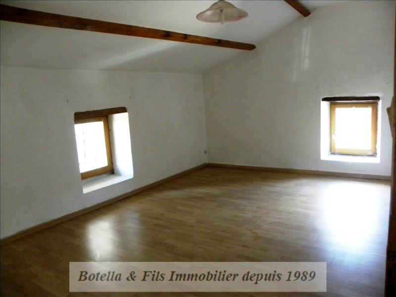 Vente maison / villa Goudargues 133000€ - Photo 5