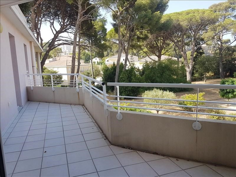 Rental apartment Toulon 814€ CC - Picture 1
