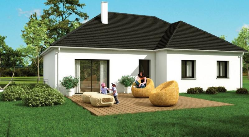 """Modèle de maison  """"Modèle de maison plain-pied 5 pièces"""" à partir de 5 pièces Aisne par MAISONS BROOKS REIMS"""