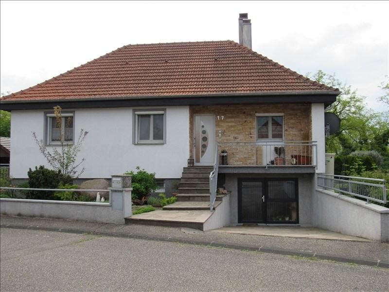 Vente maison / villa Lauterbourg 327000€ - Photo 1