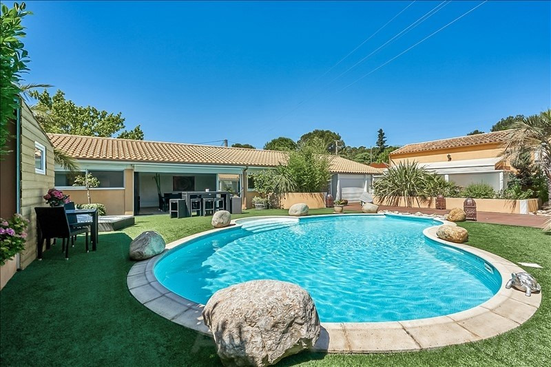 Deluxe sale house / villa Clermont l herault 995 000€ - Picture 1