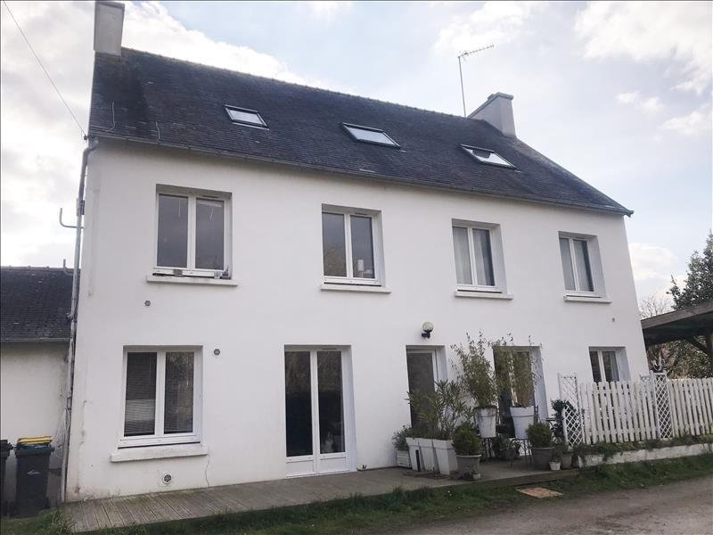 Sale building Fouesnant 266 250€ - Picture 1